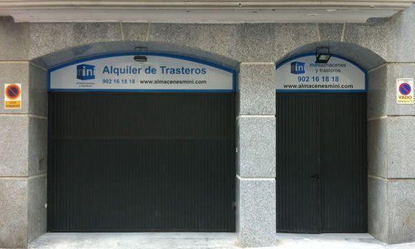 Almacenes Mini - Centro Madrid