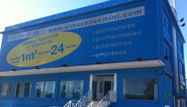 Almacenes Mini - Centro San Fernando de Henares