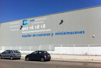 Almacenes Mini - Centro Alcalá de Henares