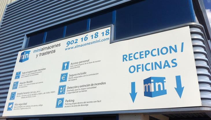 Almacenes Mini - Trasteros - Centro Alcalá de Henares