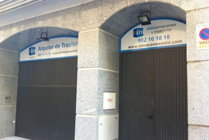 Almacenes Mini - Trasteros - Centro Madrid