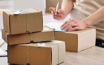 Subcontratación en la recepción de mercancías en MiniAlmacenes y Trasteros. Almacenes Mini