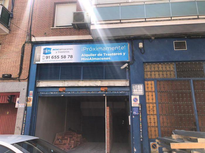 Almacenes y Trasteros en Madrid Arturo Soria