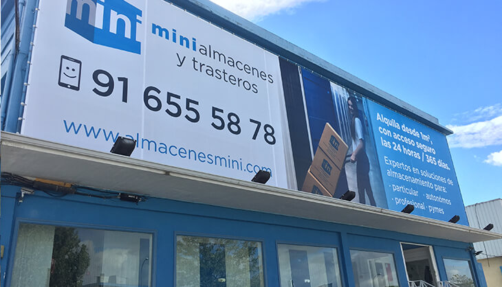 Almacenes Mini - Centro Torrejón de Ardoz