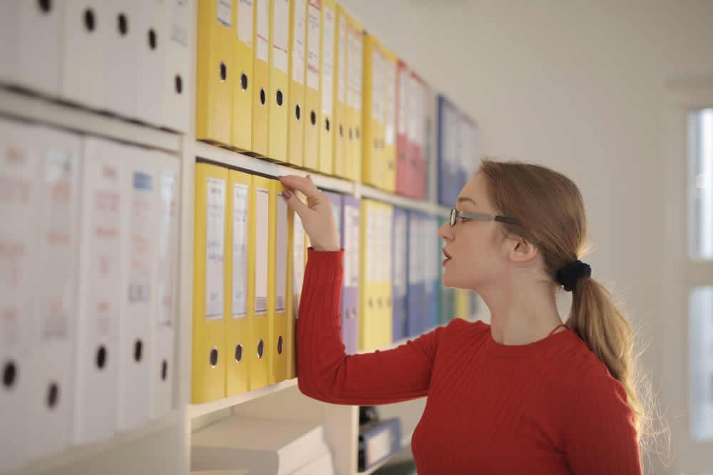 Organiza la información de tu empresa mediante el almacenamiento de documentos